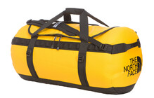 The North Face Base Camp sac de voyage L jaune/noir